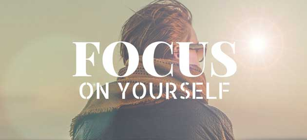 Stop fixating on your ex - Focus