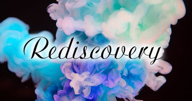 Rediscovery after breakup - Sally Golding